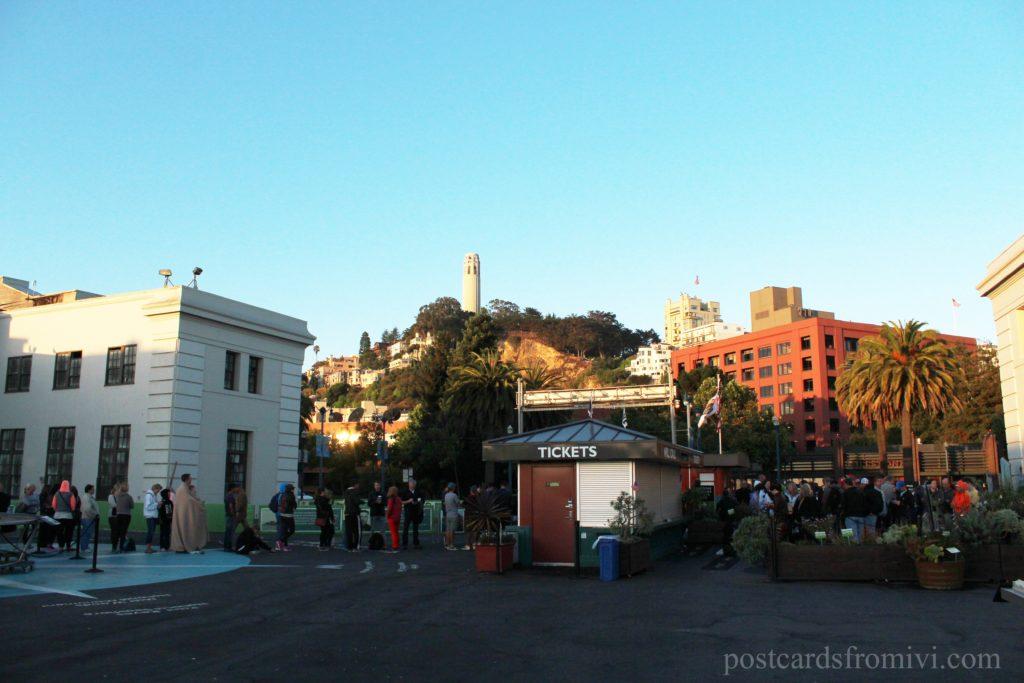 Alcatraz last minute tickets