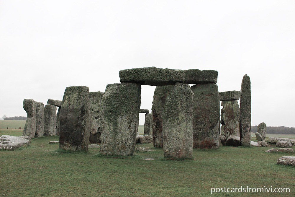 Excursions from London, Stonehenge