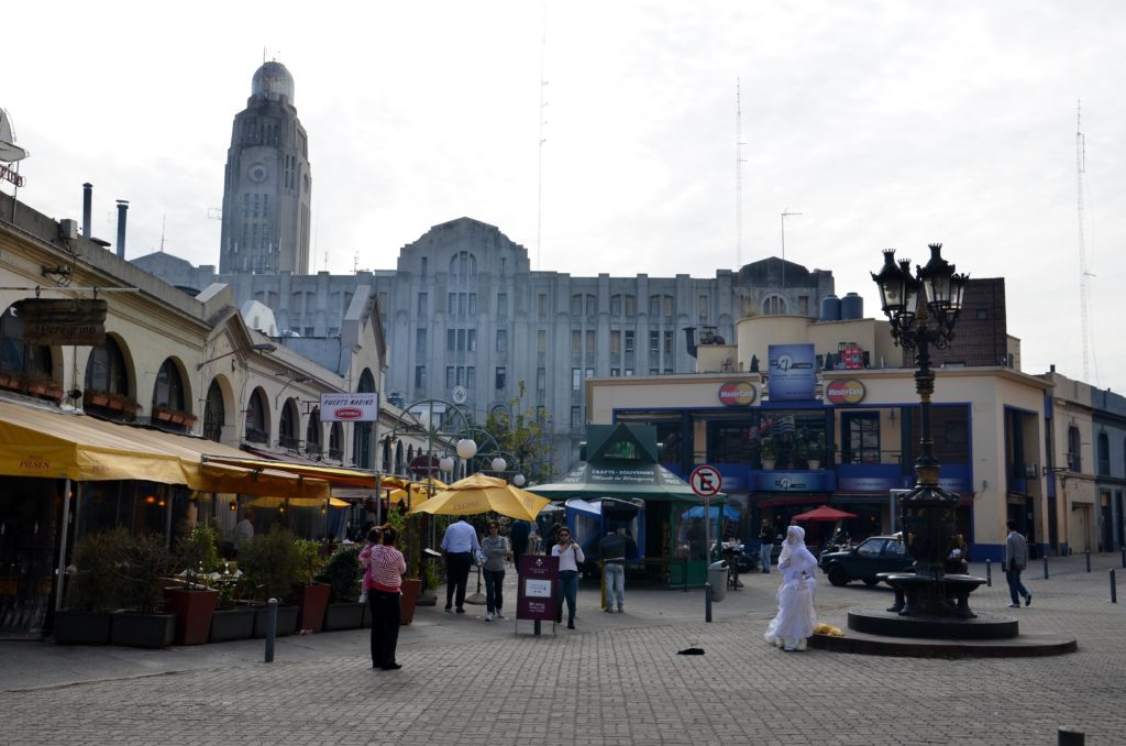 Cosas que hacer en la ciudad capital de Montevideo, Uruguay.