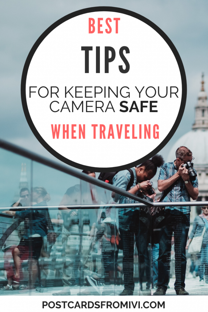 Keeping your camera safe while traveling: Travel photography safety tips