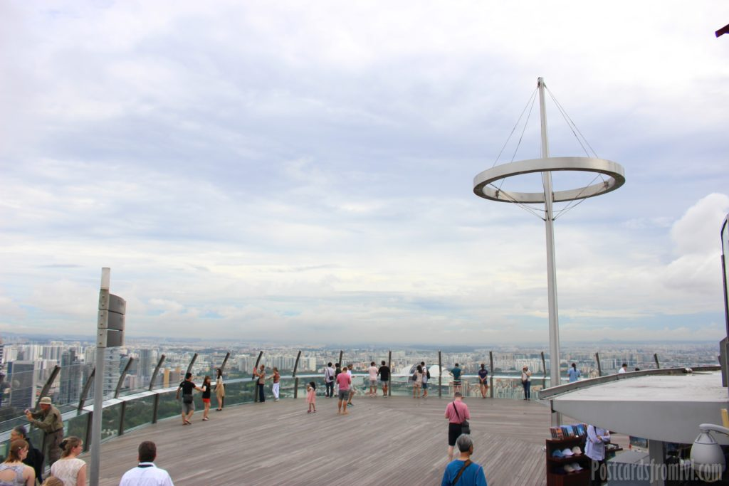 Information and tips for travel to Singapore