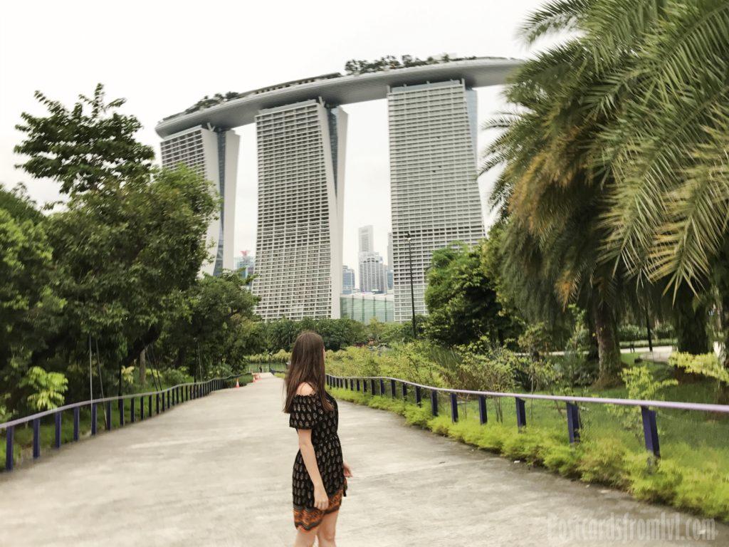 Datos y consejos para viajar a Singapur