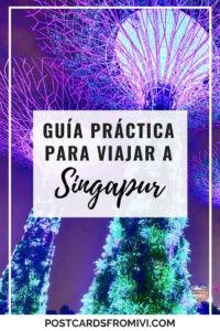 Guía práctica para viajar a Singapur