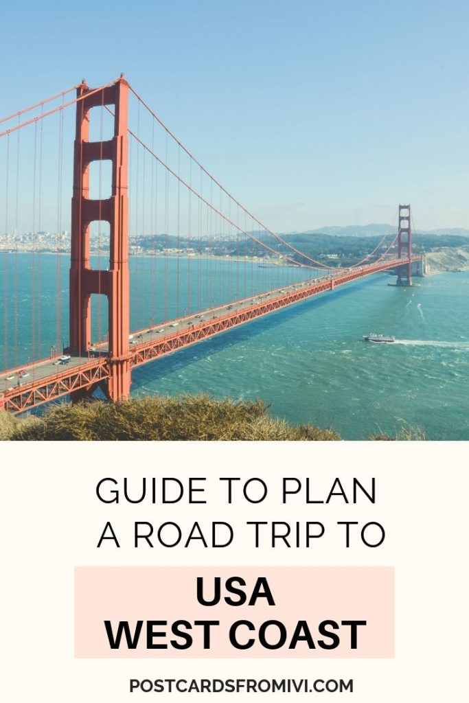 Ultimate West Coast Road Trip Itinerary from Seattle to LA
