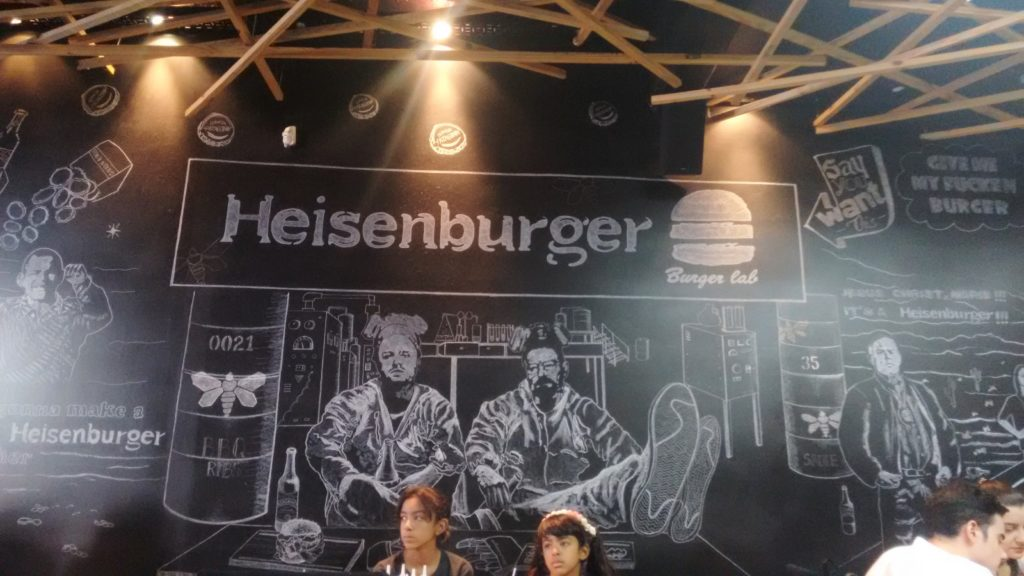Where to find the Best Burgers in Buenos Aires + burger map