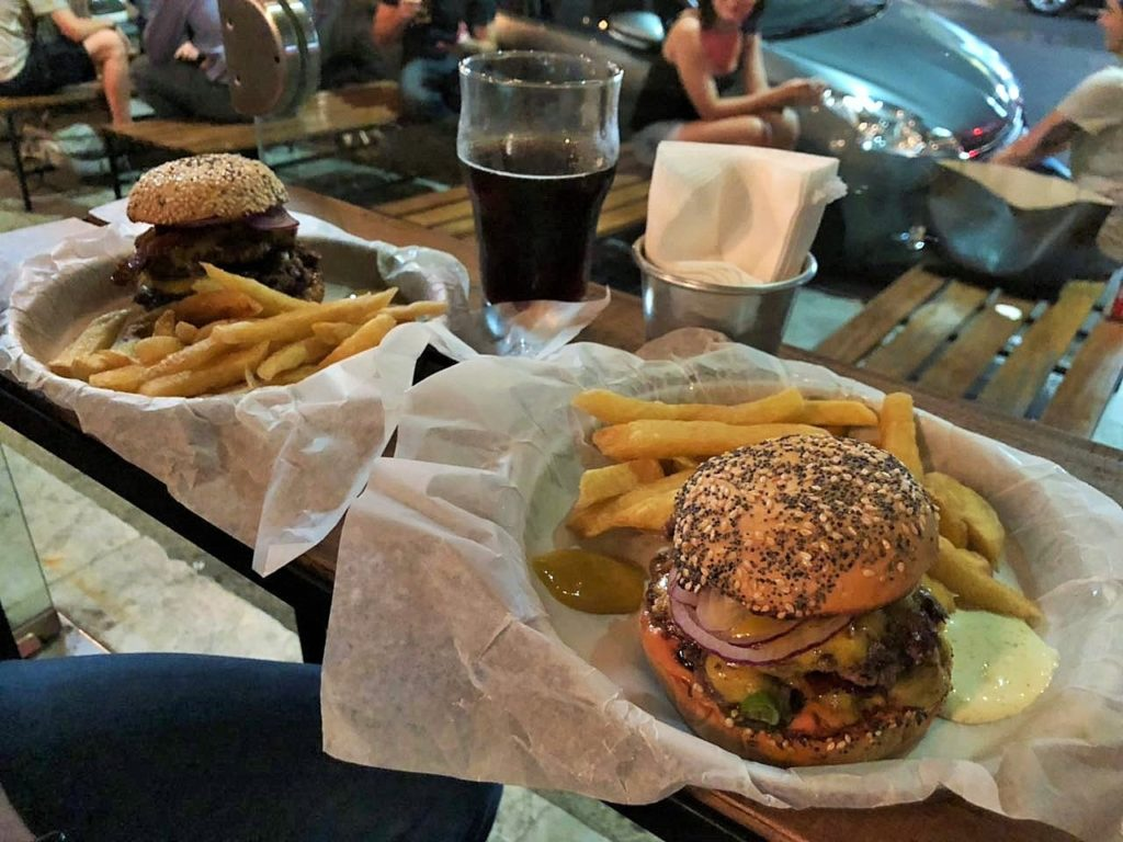 Best Burgers in Buenos Aires
