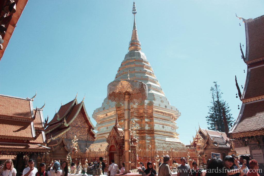 Los templos imperdibles de Chiang Mai, Tailandia
