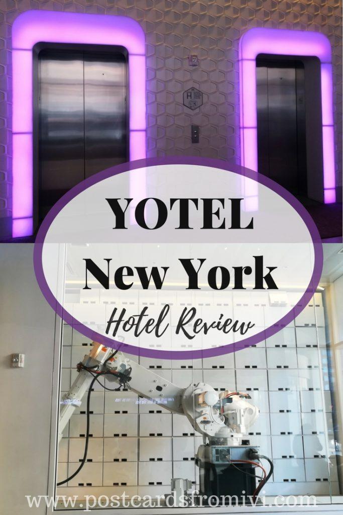 Yotel New York review