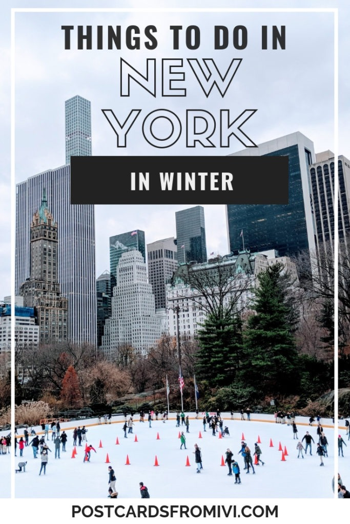 BEST THINGS TO DO IN NEW YORK IN WINTER