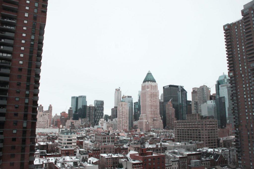 Yotel NY view