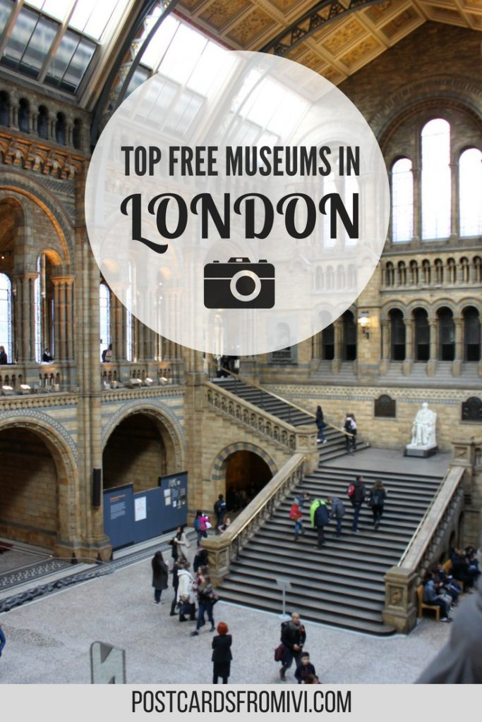 The best free museums to visit in London