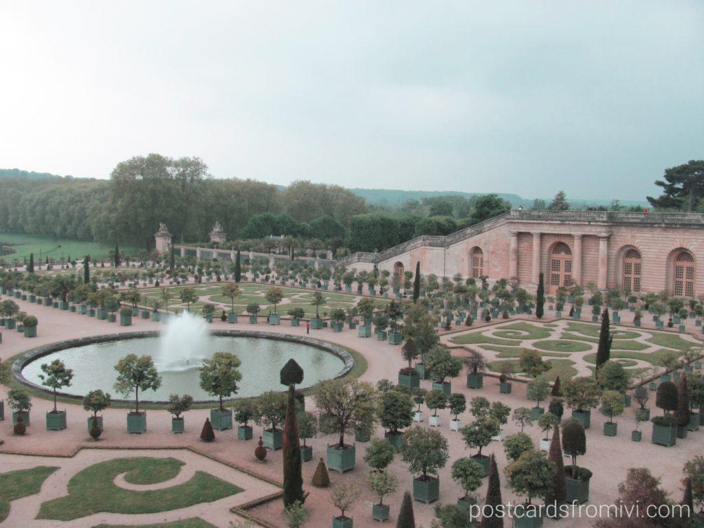 Guía práctica para visitar Versalles desde Paris