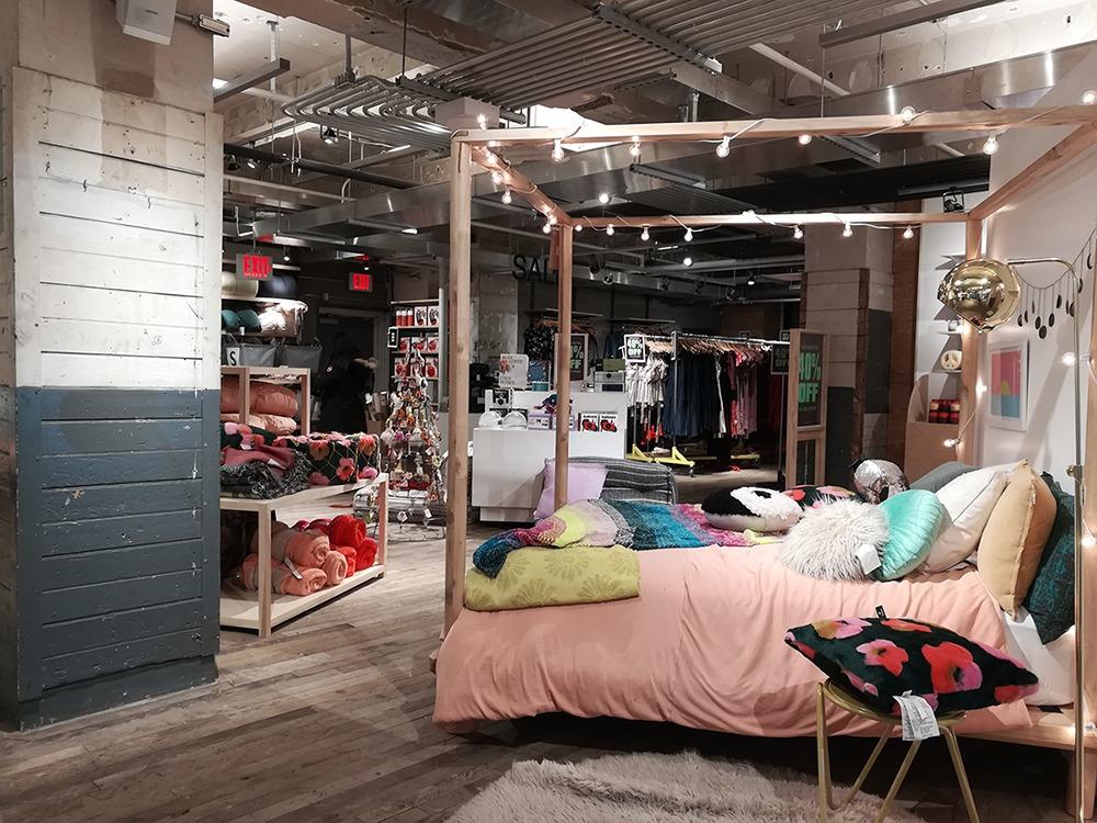 Compras en Nueva York - Urban outfitters