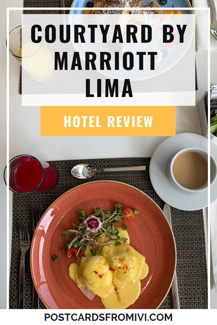 Courtyard by Marriott Lima Miraflores - Hotel Review