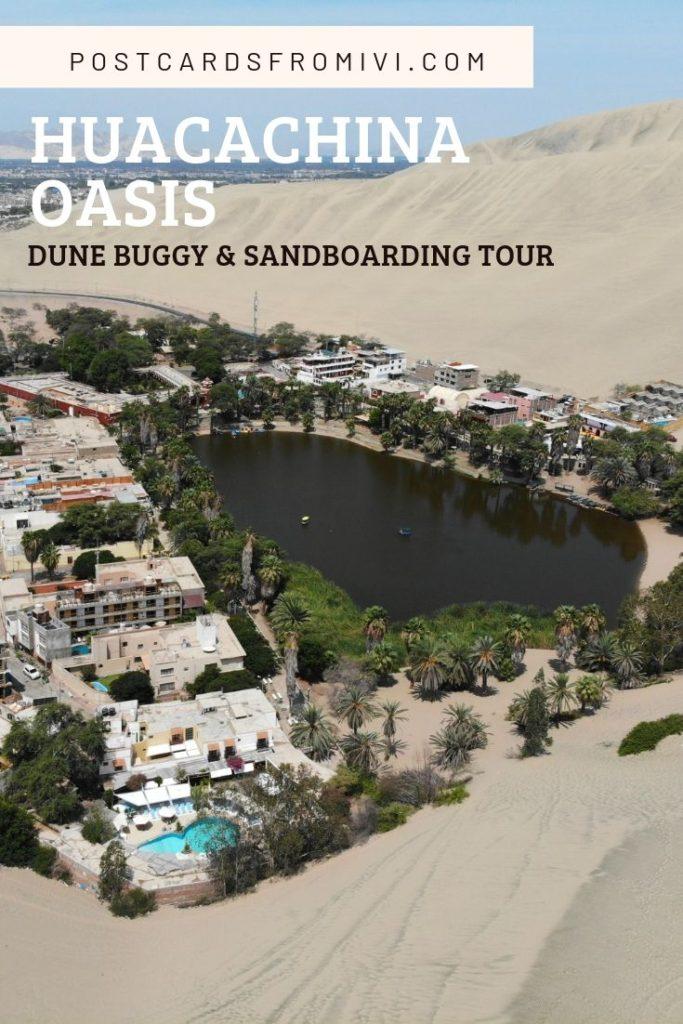 Huacachina sandboarding and buggy tour