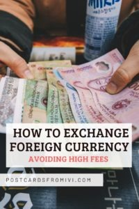 Best Way to Exchange Money While Traveling
