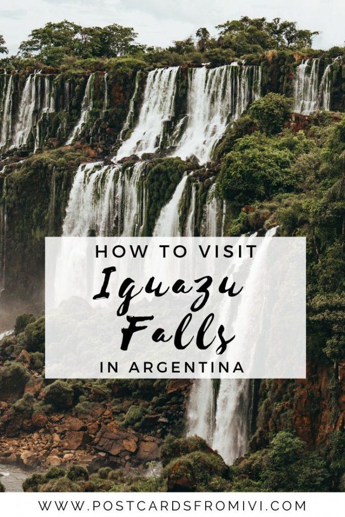 Guide to visiting Iguazu Falls in Argentina