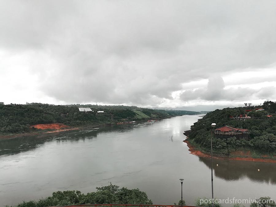 Visiting the Iguazu Falls in Argentina