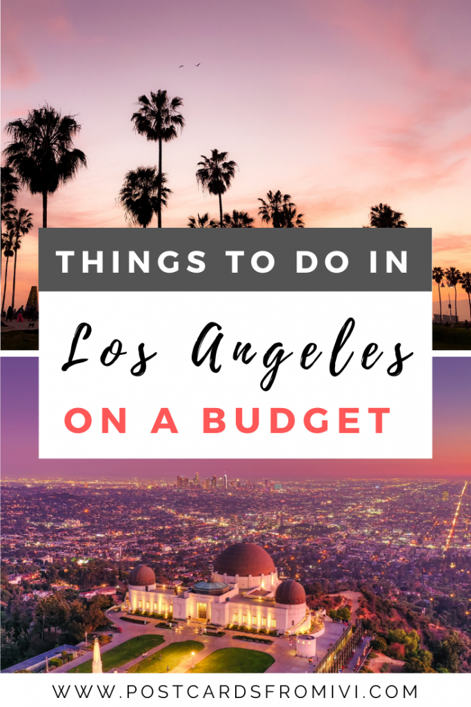 Top things to do in Los Angeles on a budget