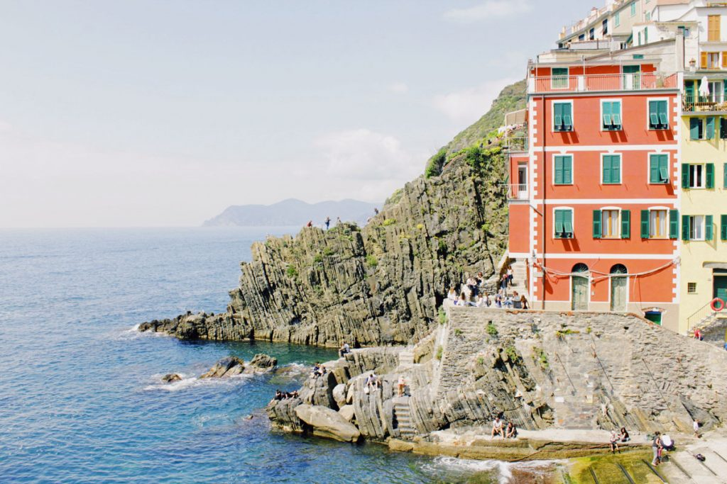 Europe in March: Cinque Terre, Italy