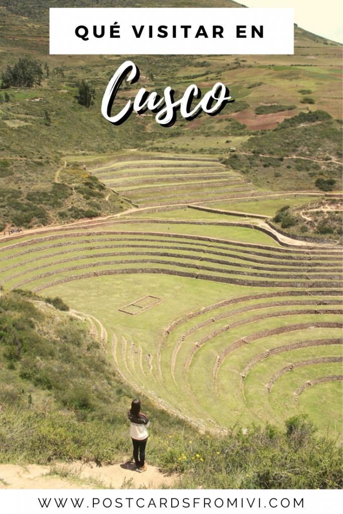 Qué visitar en Cusco y alrededores