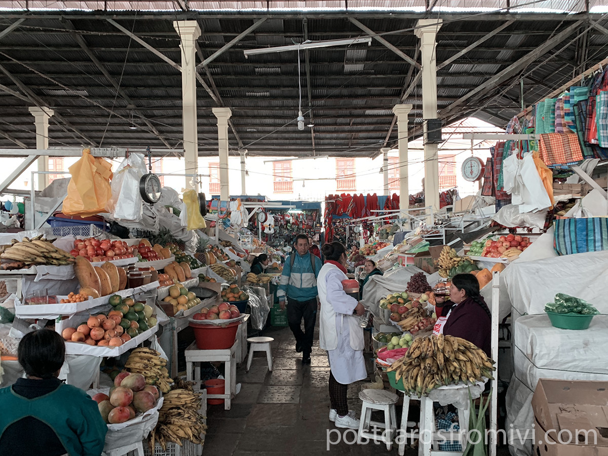 Best things to do in Cusco - San Pedro Market