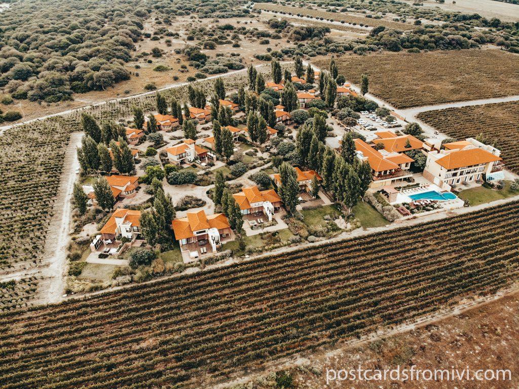 Hotel Grace Cafayate, a luxurious stay among vineyards