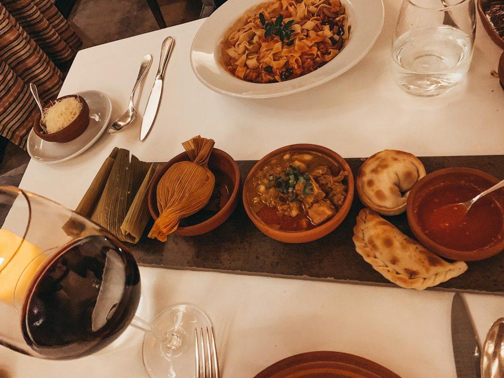 Hotel Grace Cafayate restaurant