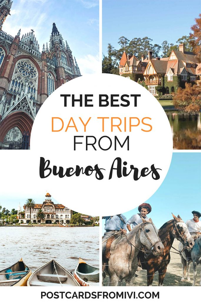 10 Best day trips from Buenos Aires