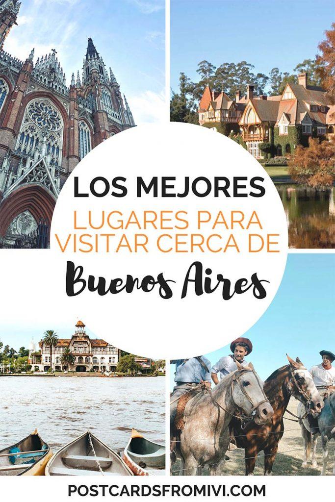 14 ciudades y pueblos de Buenos Aires para hacer escapadas