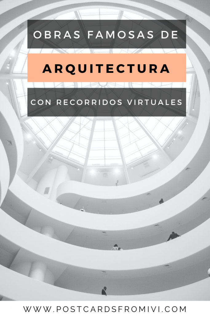 10 íconos de arquitectura para visitar virtualmente