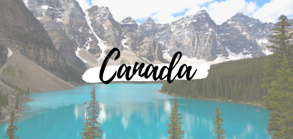 canada travel posts