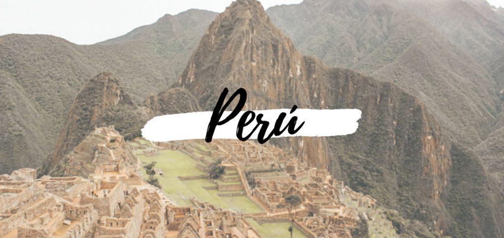 blog de viajes peru