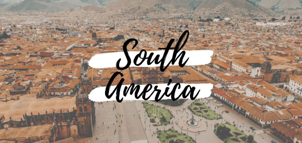 south america posts
