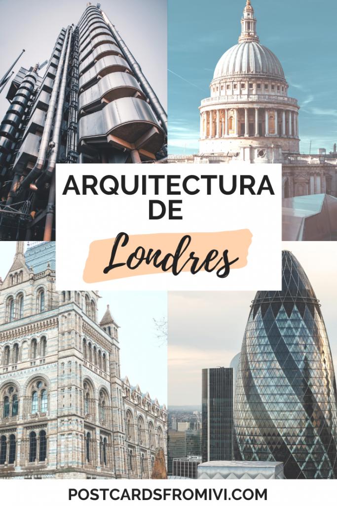 Recorrido por la arquitectura de Londres, los mejores edificios para visitar