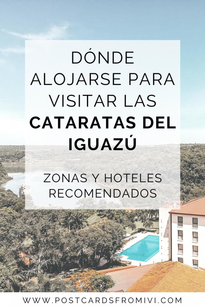 Dónde alojarse en Cataratas del Iguazú? Mejores zonas y hoteles recomendados