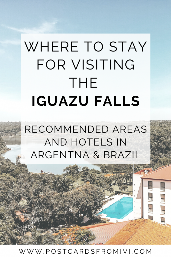 Where to stay when visiting Iguazu Falls? Best areas and hotels