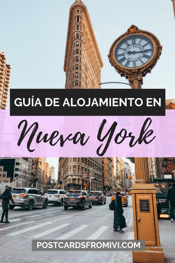 Dónde alojarse en Nueva York: mejores zonas y hoteles recomendados