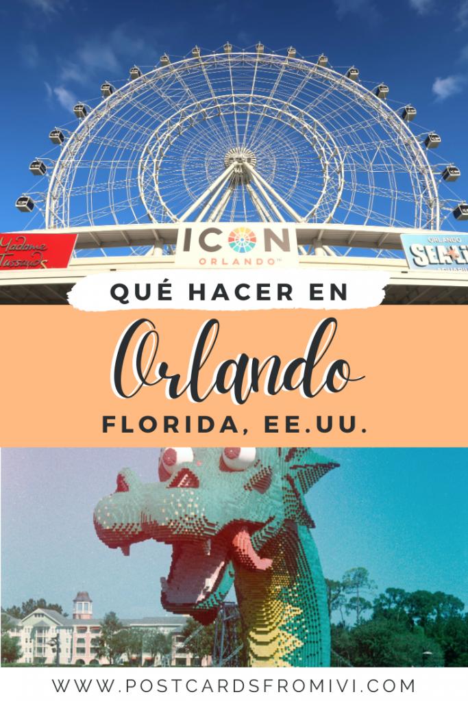 Qué hacer en Orlando además de los parques
