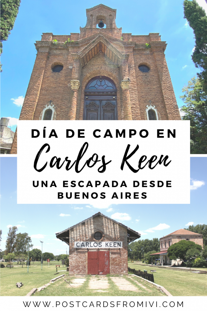 Qué hacer en Carlos Keen, un pueblo turístico de Buenos Aires