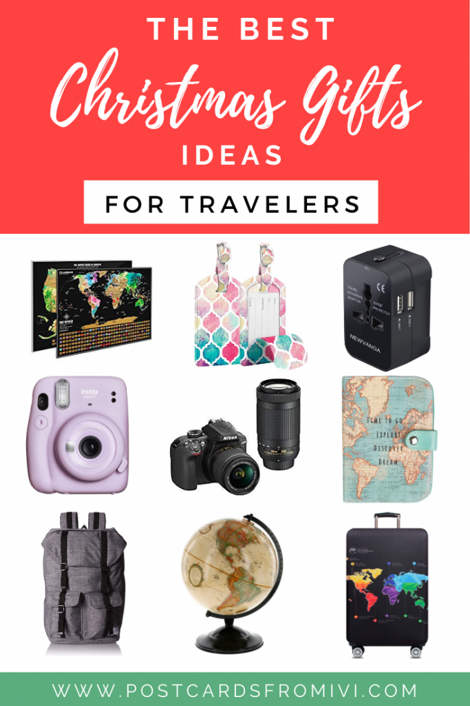 Christmas gifts ideas for travelers