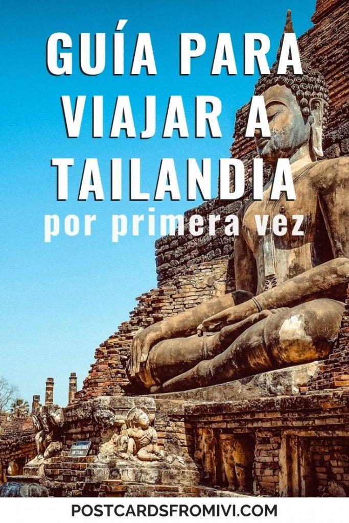 Como planear un viaje a Tailandia