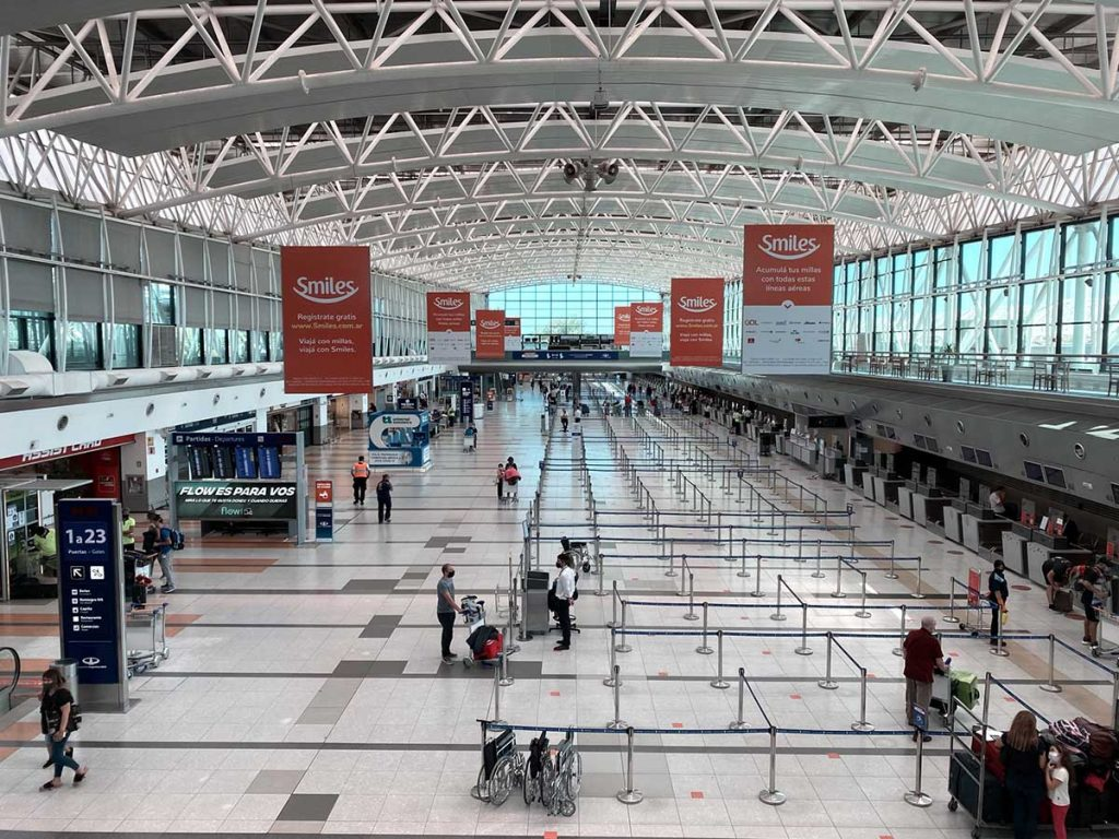 Viajar a España en pandemia desde Argentina